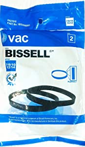 Bissell Vacuum Style 7, 9 , 10, 12, 14 Belts