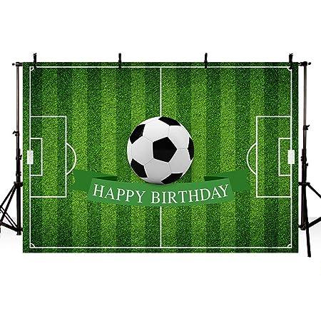 MEHOFOTO - Fondo para fotos con diseño de campo de fútbol ...