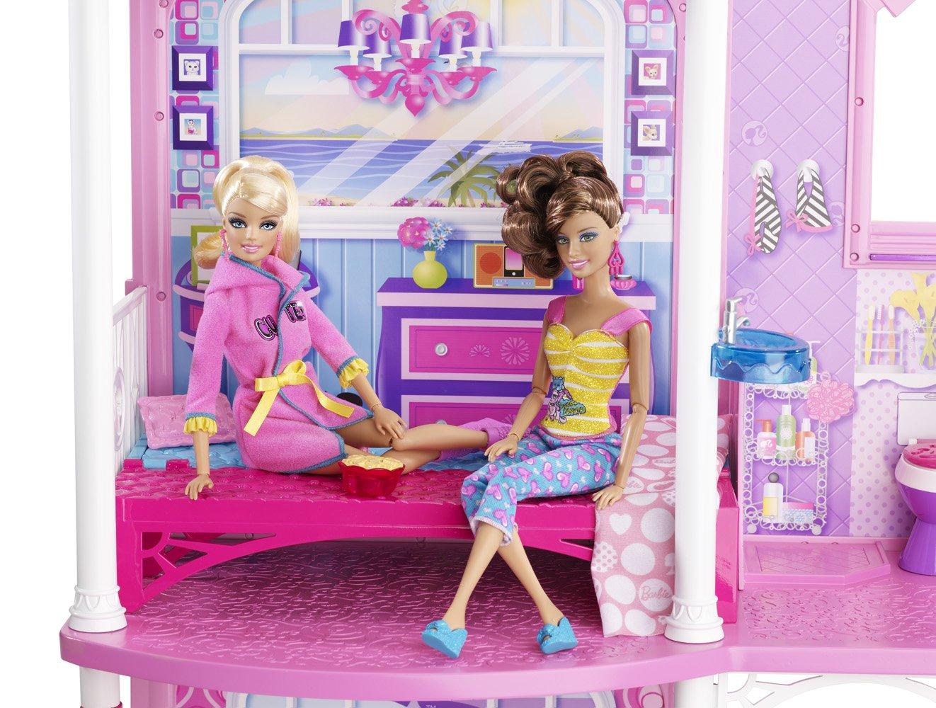 Barbie 2-Story Beach House by Barbie (Image #4)