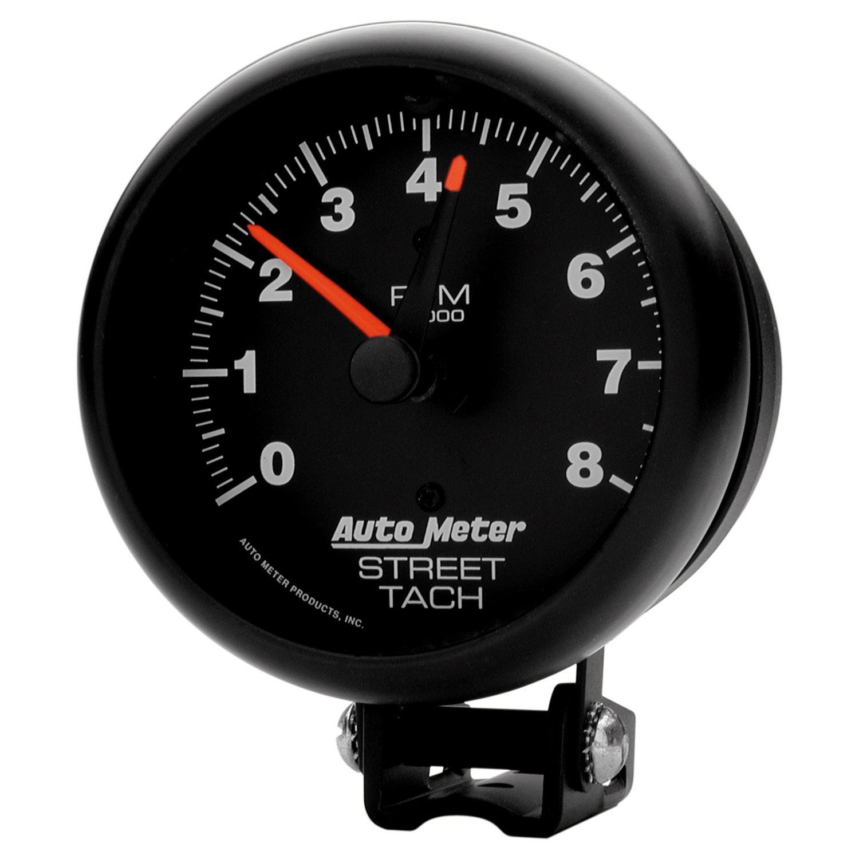 AUTO METER 2894 Performance Street Tachometer by AUTO METER