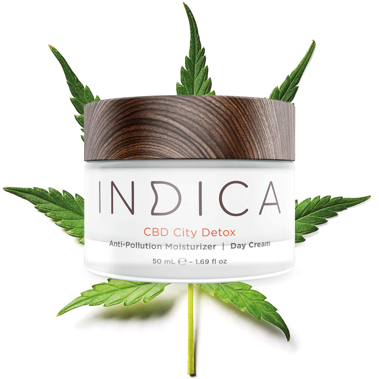 INDICA Tagescreme mit CBD