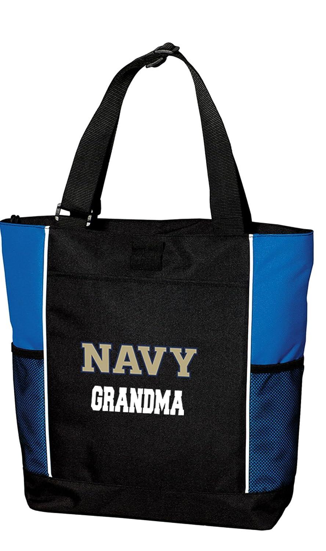 2019特集 USNA NavyおばあちゃんトートバッグUS Naval Academy Grandmother Totes B07D8H29Z9 Totes Naval Proudおばあちゃん B07D8H29Z9, 舞鶴市:baefe528 --- diceanalytics.pk