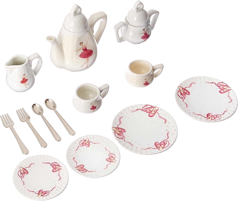 Delton Children/'s Porcelain Tea Set Replacement PLATE