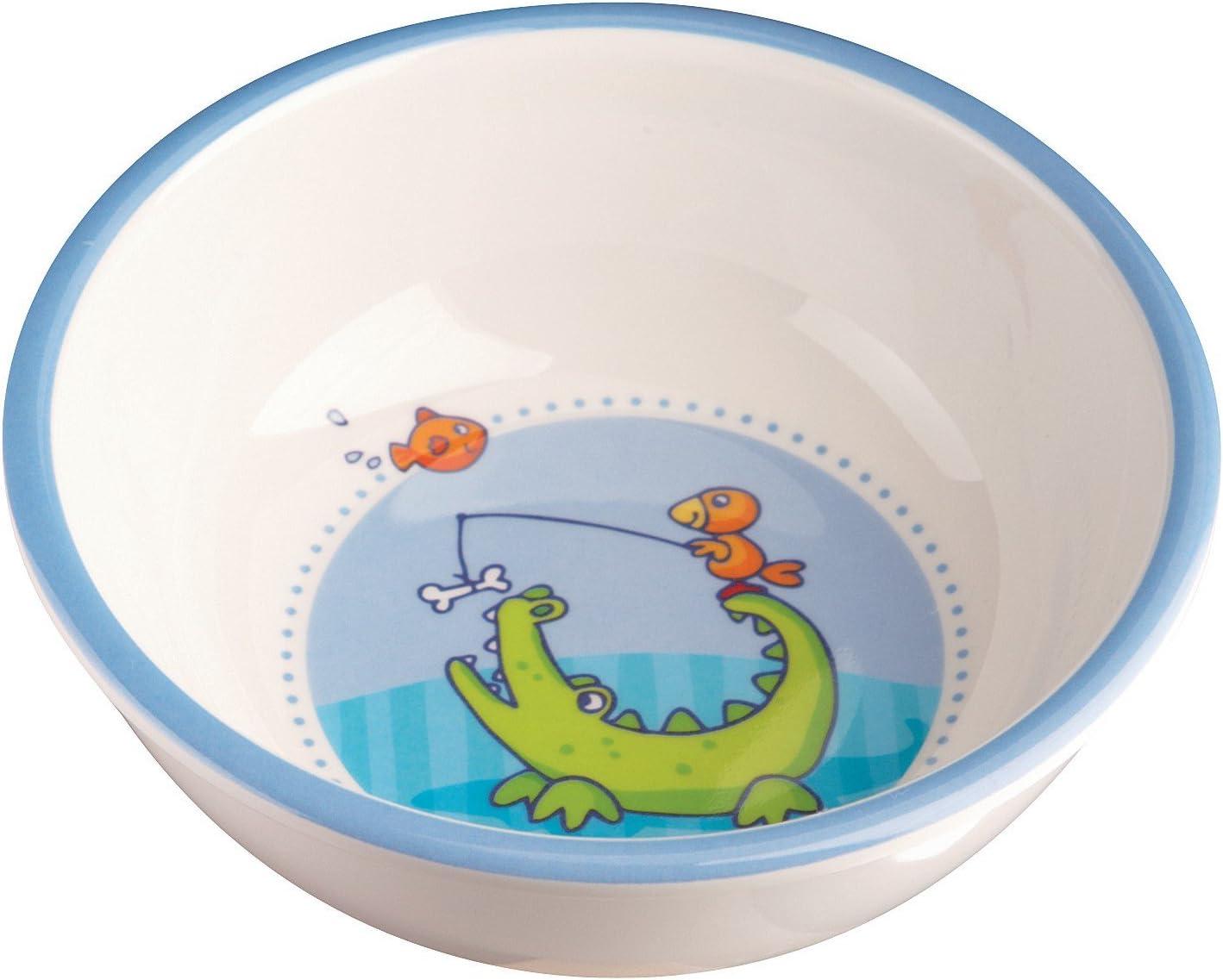 Ustensiles pour Enfants Bol en M/élamine sans BPA /él/éphant Serie BabyGl/ück