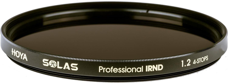 Hoya Solas IRND 1.2 62mm Infrared Neutral Density Filter