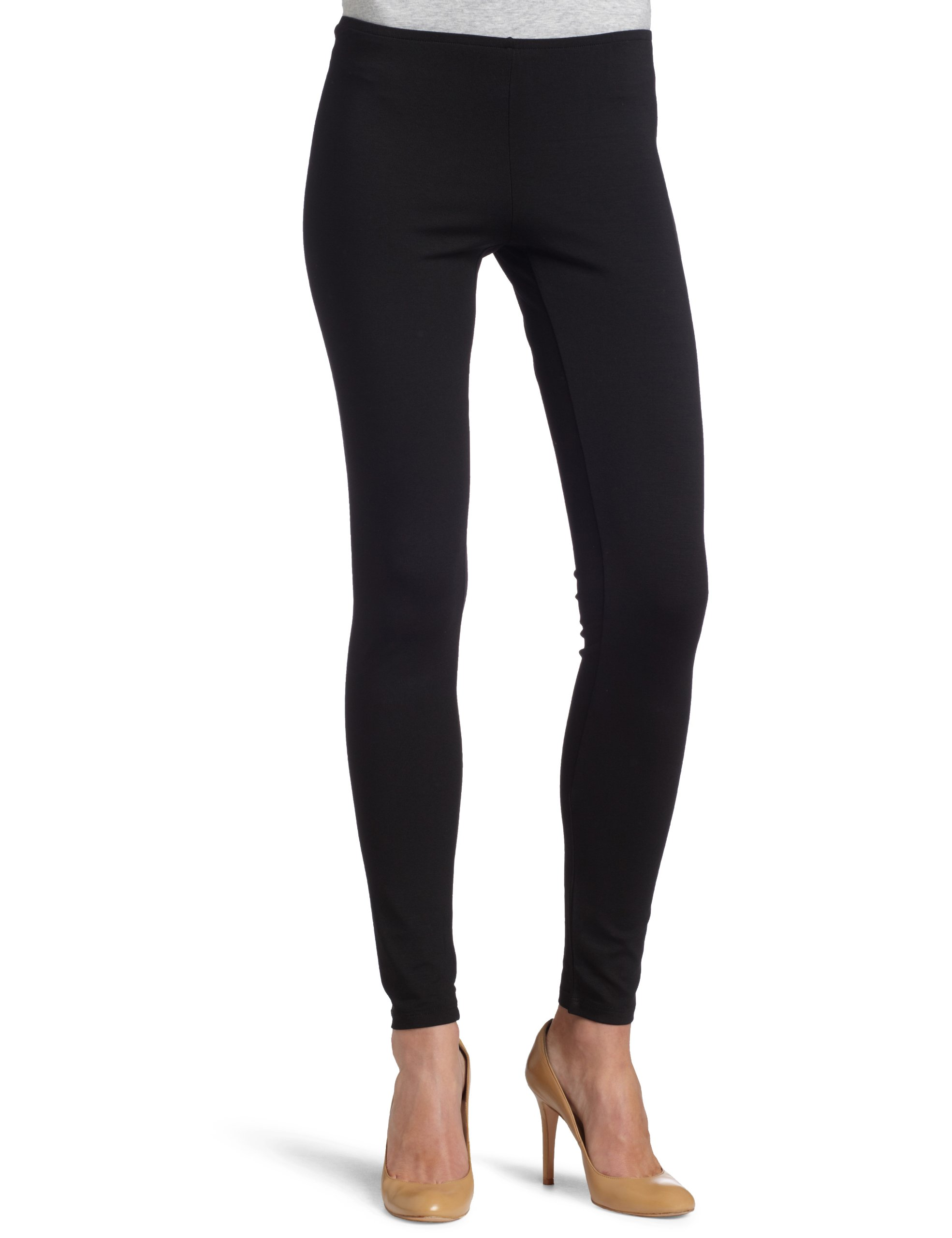 Only Hearts Women's So Fine Legging - 20078,Black,X-Small by Only Hearts (Image #1)