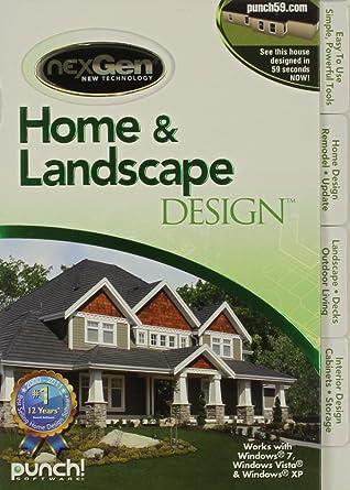 Home U0026 Landscape Design With NexGen Technology V3