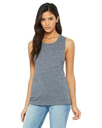 ef501c750e2a7 Bella Canvas 8803 - Flowy Muscle Tank at Amazon Women s Clothing store