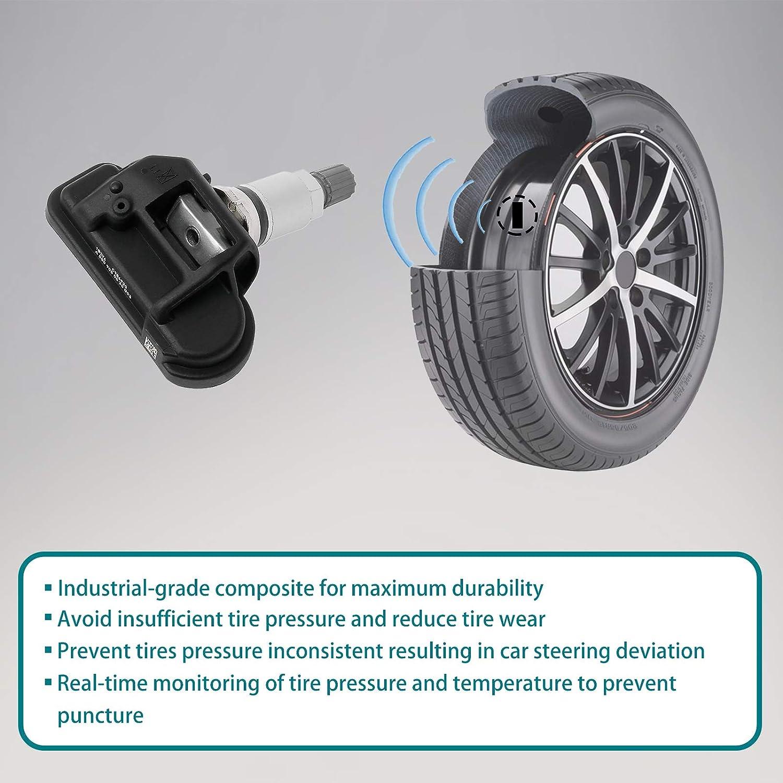 Replacement Sensors A0009050030 HQPASFY Tire Pressure Sensor ...
