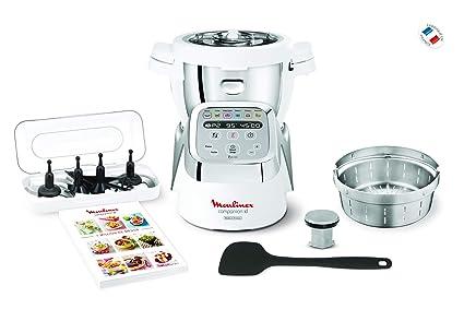companion moulinex, un appareil intelligent pour tout type de cuisson