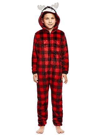 abwechslungsreiche neueste Designs üppiges Design verschiedene Arten von Jellifish Kids Pyjamas - Plüsch Reißverschluss Kinder Tier ...