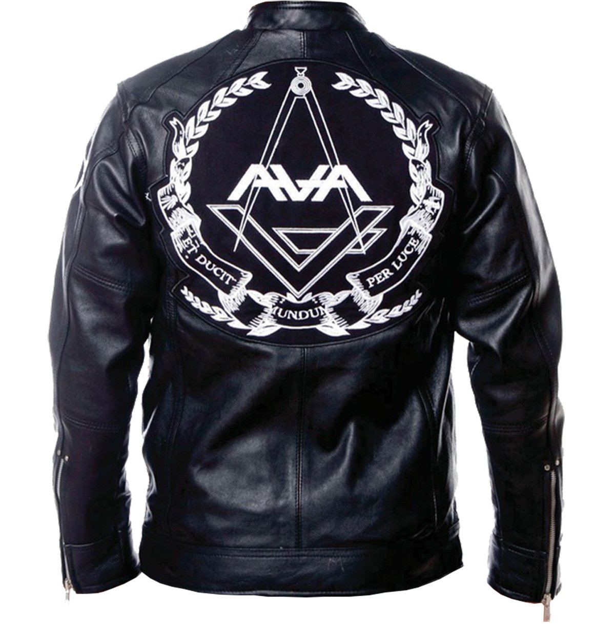 Love Tom DeLonge Angels and Airwaves Leather Jacket