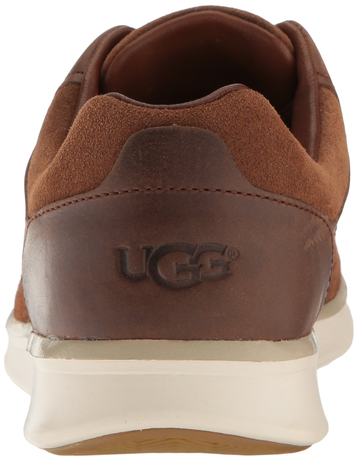 UGG Men's Hepner Fashion Sneaker Chestnut 11.5 M US by UGG (Image #2)