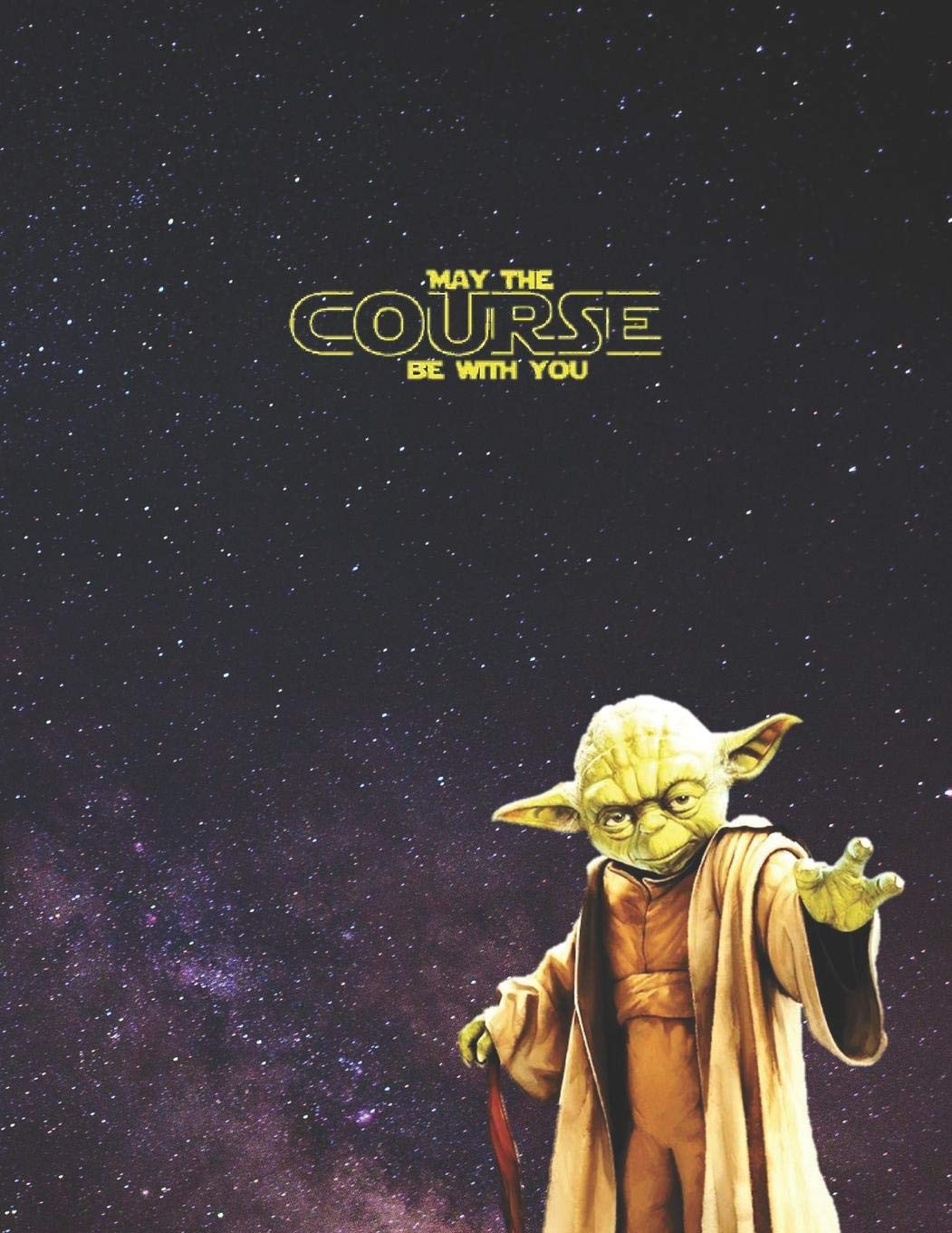 MAY THE COURSE BE WITH YOU: Star Wars Recipe Book Yoda ...