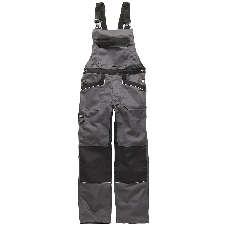 Dickies Unisex Industry 300 Two-Tone Work Bib & Brace Coveralls / Workwear