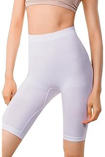 96f7e82b5244c2 MD Women's Light Control Shapewear Mid-Thigh High Waist Body Shaper Slimmer  Plus Size