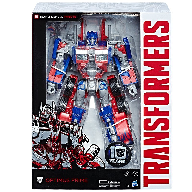 Transformers Movie Anniversary Edition Optimus Prime (Amazon Exclusive) by Transformers (Image #4)
