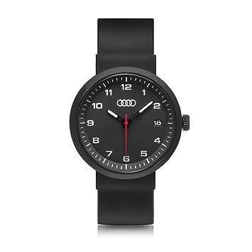 Audi Watch Black Amazoncouk Car Motorbike - Audi watch