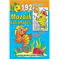 192 Çıkartma Mozaik Çalışmaları-Deniz Hayvanları