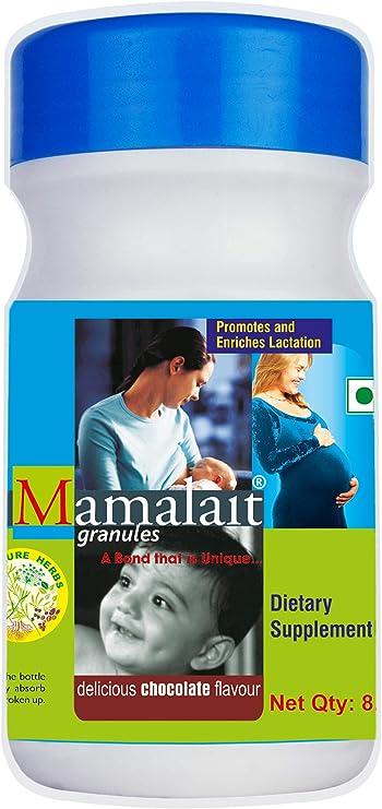 Shatavari | Natural Breast Milk Production & Herbal Lactation Supplement | 8.81 Oz (250 Gm ) | Chocolate Drink Mix | Balances Female Hormonal System for Nursing & Breastfeeding | Organic Non-GMO