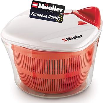 Mueller Austria Large 5L Salad Spinner