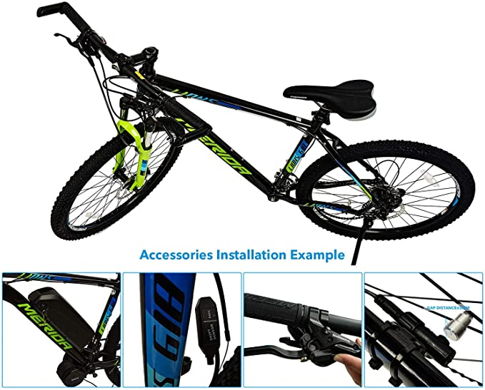 48V 750W Bafang / 8fun BBS02B Kits de motor de media manivela APT Pantalla LCD Kit de motor con engranaje Eletric Bicycle ebike Kits (almacén de Alemania) (44Teeth C965A): Amazon.es: Deportes y