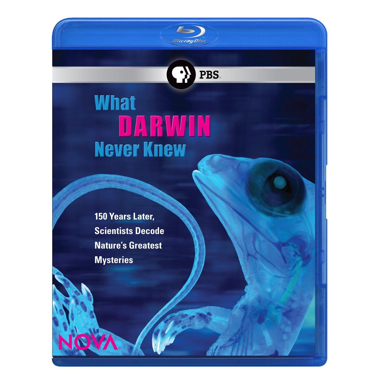 Blu-ray : Nova: What Darwin Never Knew (Blu-ray)