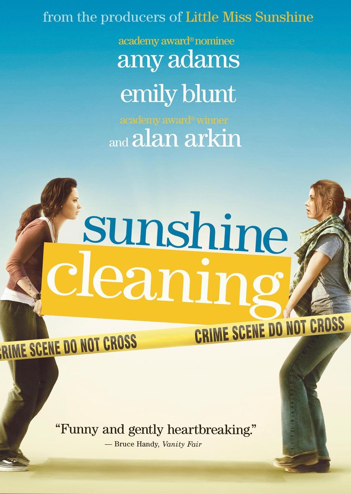 Amazon.com: Sunshine Cleaning: Amy Adams, Emily Blunt, Alan Arkin ...