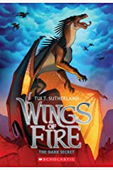 The Dark Secret (Wings of Fire #4) Paperback