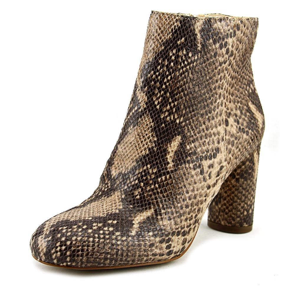 INC International Concepts Taytee, Fashion Stiefel Frauen, Leder Geschlossener Zeh, Leder Frauen, Snake Tan ea76d0
