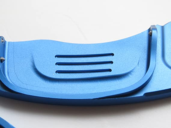 Pinalloy Blau Lenkrad Dsg Paddle Shifter Erweiterung Für Golf Gti R Mk7 7 5 Auto