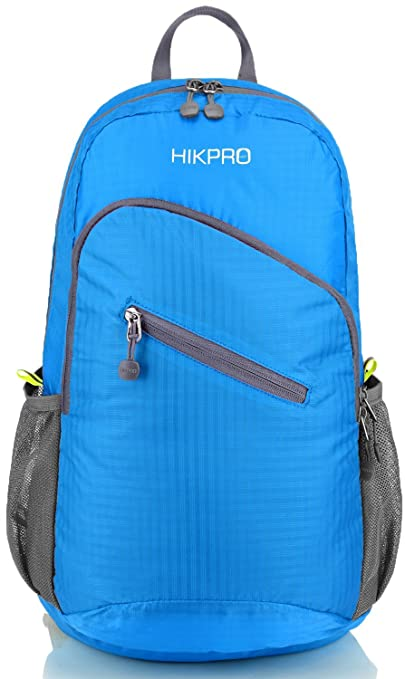 Hikpro 25L Lightweight Packable Backpack