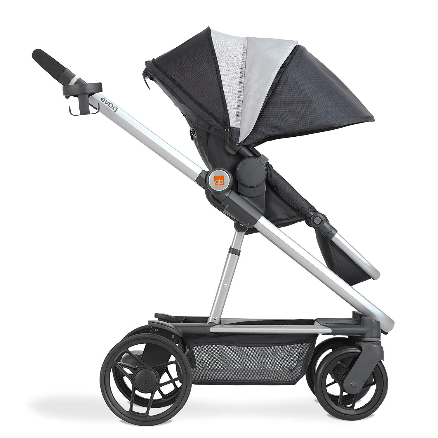 gb Evoq 4-in-1 Travel System, Charcoal by gb (Image #2)