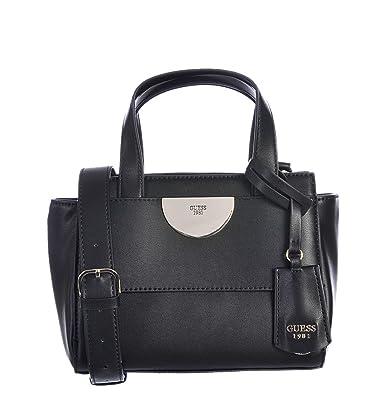 Guess Bags Hobo, Sacs portés épaule femme, Noir (Black), 16x20x29 cm (W x H L)