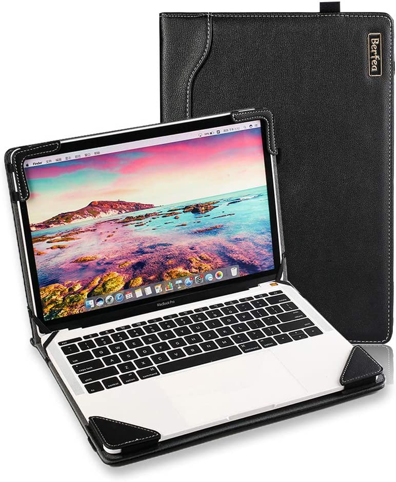 Berfea Case Cover Compatible with Acer Swift 1 SF114 / Swift 3 SF314 / Spin 7 SP714 / Chromebook 514 CB514 Laptop Bag Notebook Sleeve PC Protective Skin Cover
