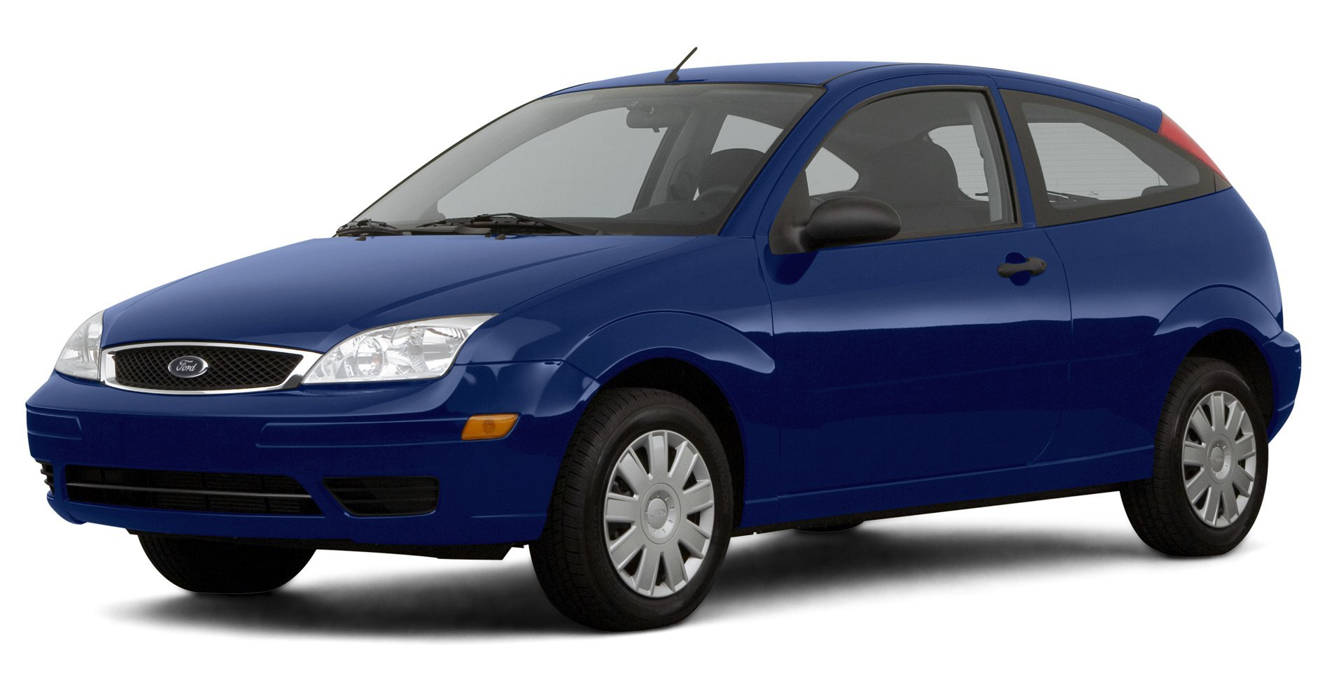 2007 Chevrolet Cobalt LS, 2-Door Coupe, 2007 Ford Focus S, 3-Door Coupe ...