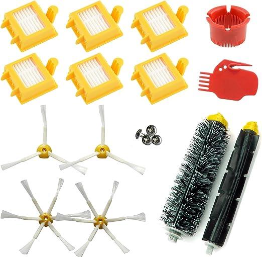 ASP-ROBOT Recambios Roomba serie 700 760 765 770 772 775 776 776p ...