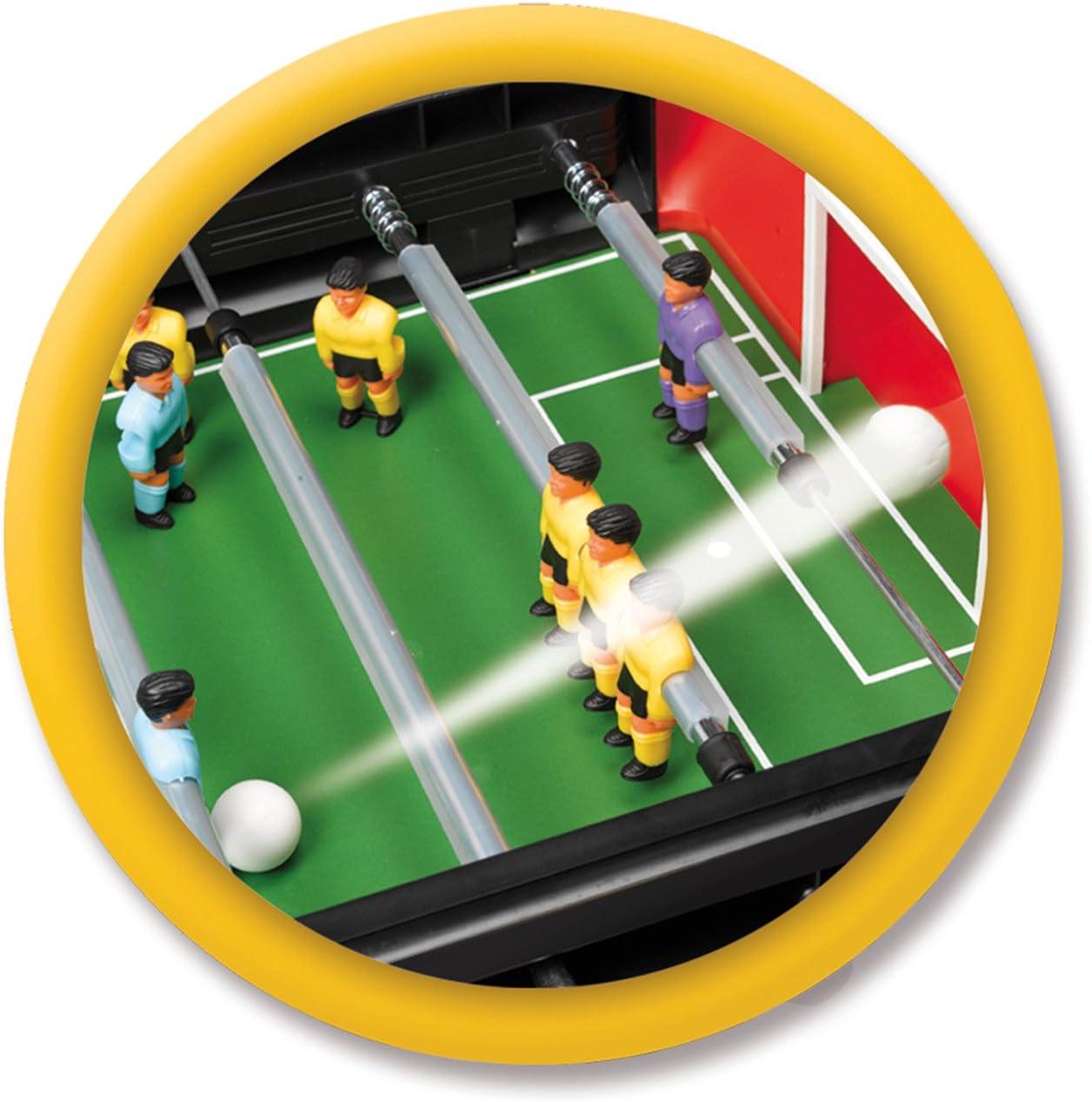 Chicos - Strategic Liga Futbolín Infantil con Jugadores ...