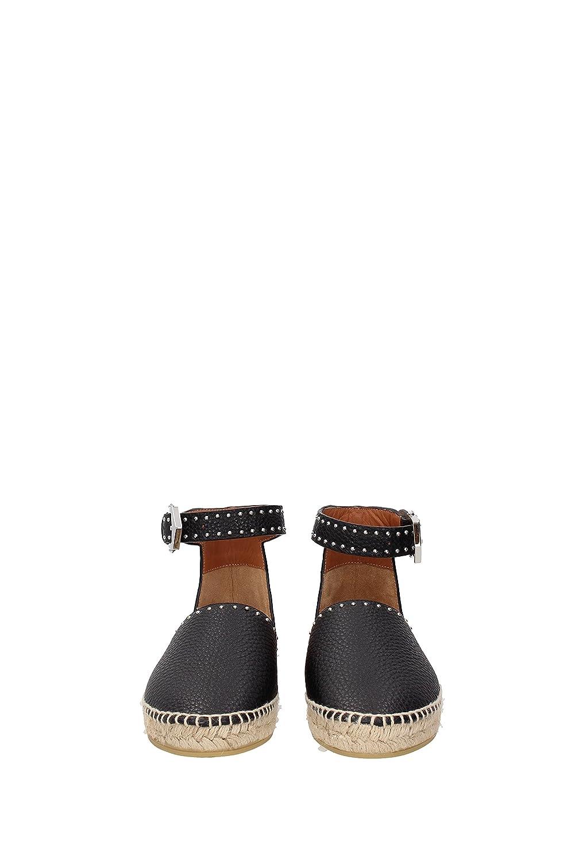 Givenchy (BE09109082) Espadrilles Damen - Leder (BE09109082) Givenchy EU Schwarz fdd963