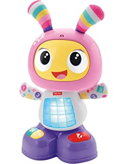 Fisher-Price Minirobot robi, juguete electrónico bebé +6 ...