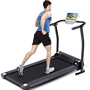 ECHANFIT Treadmill Folding Electric Motorized Running Machine
