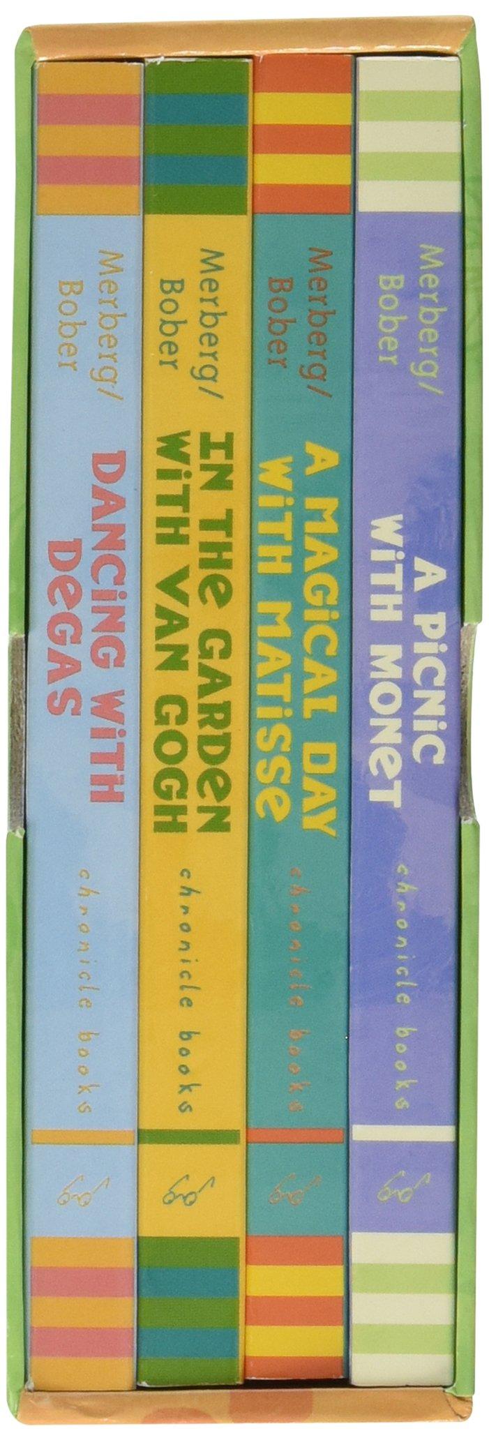 Mini Masters Boxed Set by Chronicle Books (Image #3)