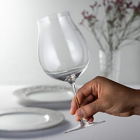 RIEDEL 6449/67 Veritas New World Pinot Noir/Nebbiolo/ROSÉ Champagner (Estuche de 2 Copas)