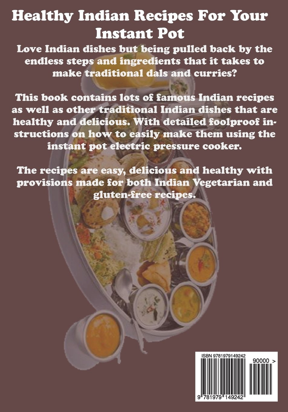 Indian instant pot cookbook healthy delicious indian dishes made indian instant pot cookbook healthy delicious indian dishes made easy with the instant pot and other electric pressure cookers natasha amit forumfinder Image collections