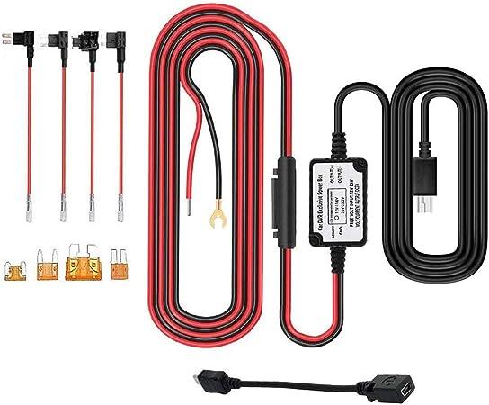 Dashcam Hardwire Set 5 M Mini Usb Elektronik
