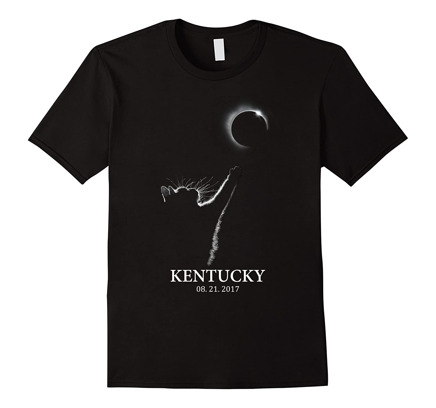 Cat total solar eclipse Kentucky – Chasing the moon Shirt