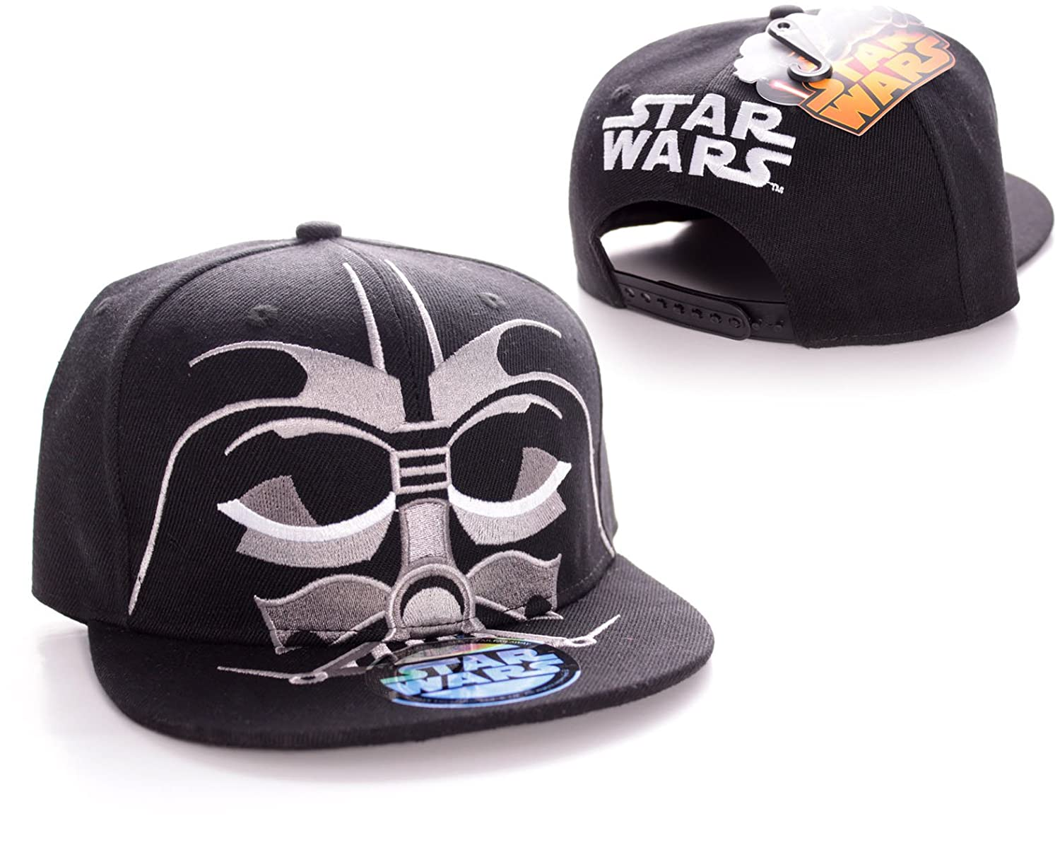 Star Wars Gorra Béisbol Darth Vader Mask: Amazon.es: Ropa y accesorios