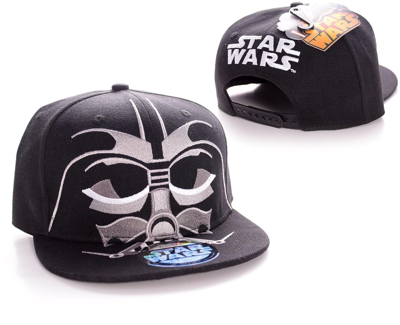 Star Wars Gorra Béisbol Darth Vader Mask: Amazon.es: Ropa y accesorios