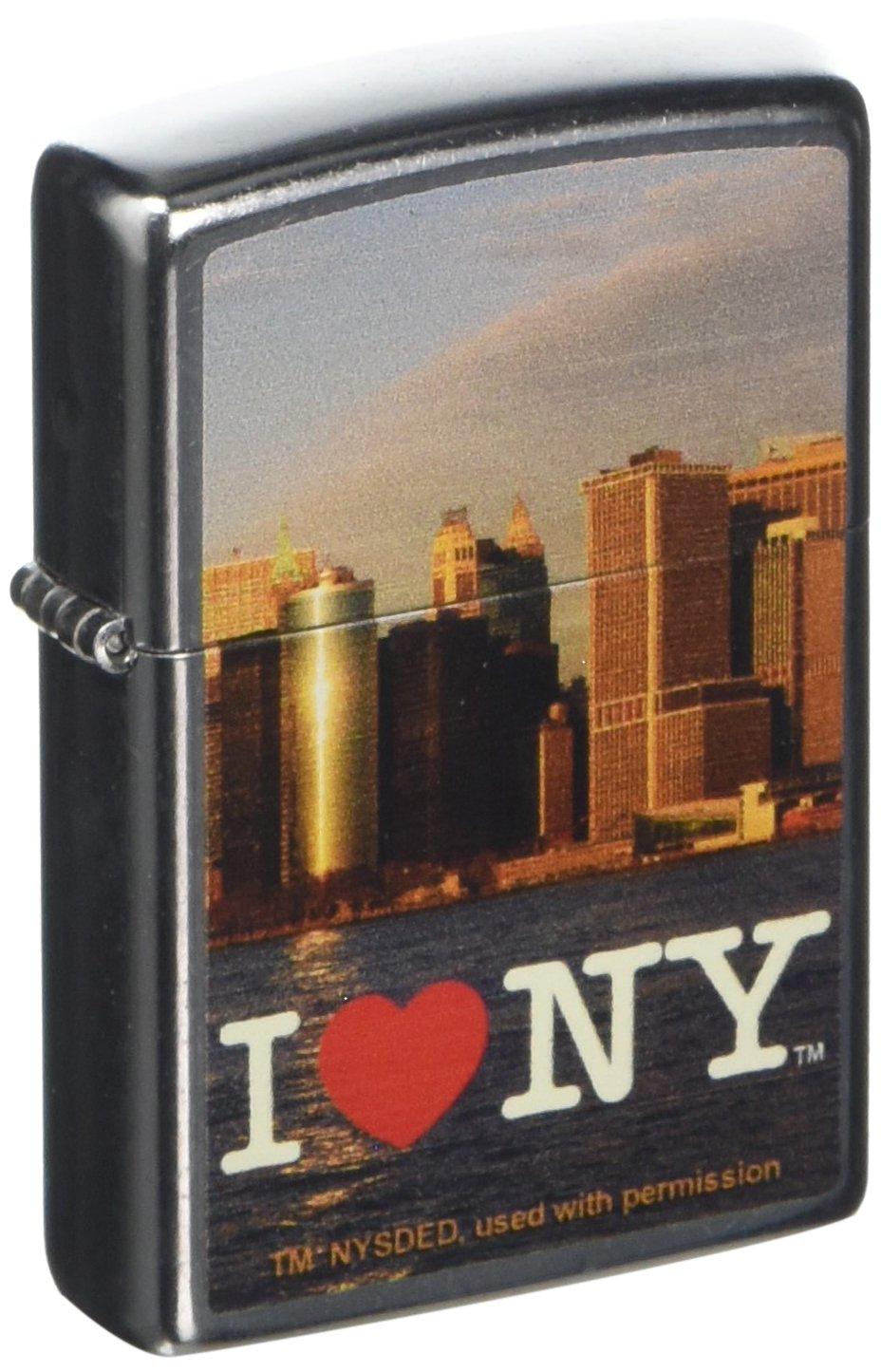 Zippo I Love NY Pocket Lighter