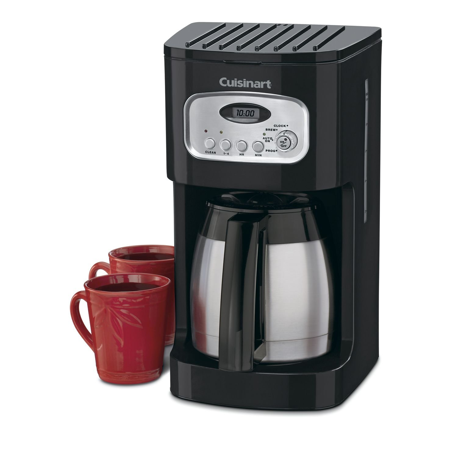 Cuisinart DCC-1150BK 10-Cup Thermal Coffeemaker Black w/ Additional Carafe by WhoIsCamera (Image #2)